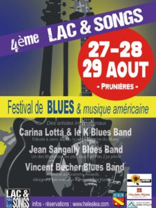 Affiche Lac and Songs